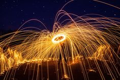 Steel Wool Lasso by Sam Wilson - this is awesome