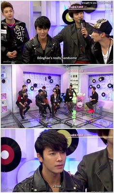 Donghae's qualities according to Kyuhyun | allkpop Meme Center