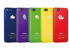 O!coat-Fruit iPhone 5 Case - RM99.00