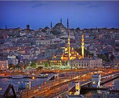 C'è un po' di Instanbul, Turkey, in Diomira. (Città così simile a Venezia!) #invisibili/01