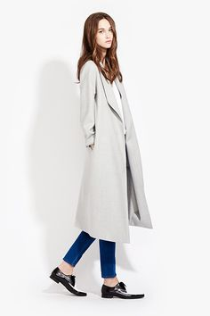 """The Robe  AYR  """"I love love love AYR because it's just a little capsule collection of clothes that go perfectly together and always look a million times better on — they're just super well cut, and people always ask about them."""" —Leeann Duggan, style features editor"""
