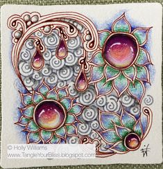 """Tangle Your Bliss: Zen Gems - or """"You Can Never Have Too Much Bling""""!"""