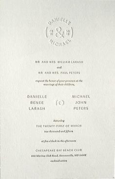 Amelia Wedding Invitations
