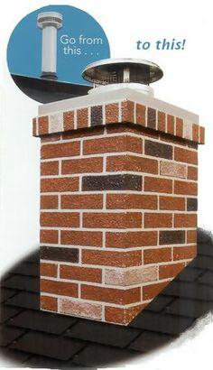 48 Best Chimney Exterior Images Chimney Cap Exterior