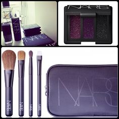 NARS Cosmetics Products Loving the colors in this pallette.....
