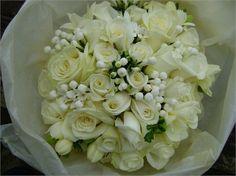 akito/bouvardia bouquet from MiMi Flower Design