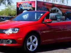 2012 Volkswagen Eos Lunde's Peoria Volkswagen Phoenix, AZ Lunde's Peoria Volkswagen Phoenix, AZ www.peoriavw.com #vw #volkswagen