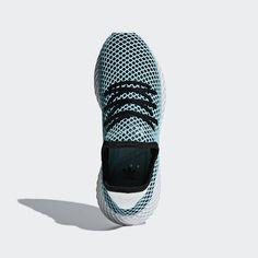 Parley Runner x adidas Deerupt Runner Parley Bleu Spirit adidas Deerupt 71c0f8