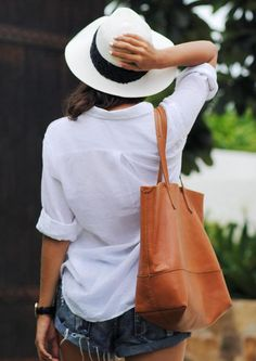 Hats are the perfect accessory for traveling - not only do they help you to take a simple outfit of separates to a new, wholly chic, level, but they also hide all manner of hair sins which, let's face it when you've been hanging out at the beach all day. But how do you travel with one without crushing it in your bag or losing it at airport security? Just follow these simple tips!