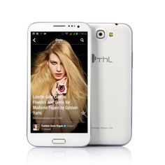 Android 4.2 Phone featuring a 5.7 Inch IPS Screen, 1.2GHz Quad Core CPU, 8MP Rear Camera and a 3.2MP Front Camera. Welcome to Android 4.2!