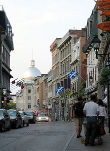 Rue Saint-Paul (Montreal) - Wikipedia, the free encyclopedia Montreal Travel, Old Montreal, Montreal Quebec, Montreal Canada, New Travel, Canada Travel, Oh The Places You'll Go, Places To Travel, Travel Destinations