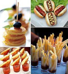 Catering original para casamentos. #casamento #catering