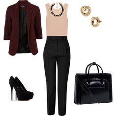 """Creative Job Interview"" by becks-f on Polyvore"