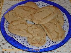 suspiros manacor ( mallorca) thermomix Galletas Cookies, Snack Recipes, Snacks, Chips, Desserts, Food, Gastronomia, Gourmet, Cooking Recipes