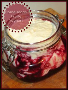 Thermomix thick yoghurt recipe