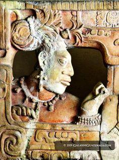 Galería - Fotos del Arte Maya