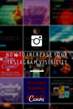 How to Increase Your Instagram Visibility: 5 Tips http://www.socialmediaexaminer.com/increased-instagram-visibility/ via @smexaminer
