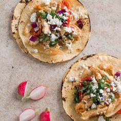Blue Cheese Chicken Fajitas | Food & Wine