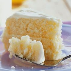 Lemonade Layer Cake - This cake is the perfect solution to summer birthday parties or winter events when you need to wake up your taste buds