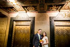 Daniella & Jeremy @ Buffalo City Hall – Wedding Photography