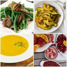 Clean eating Thanksgiving recipes