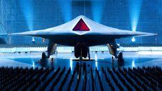 BAE System Taranis Stealth UAV