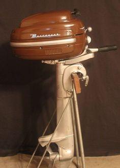 Buccaneer Outboard Motor: