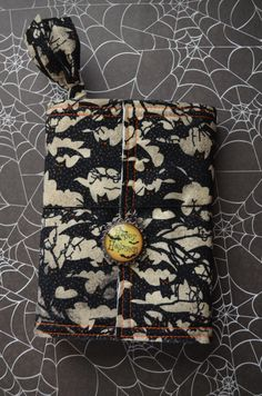 Halloween Traveler's Notebook by ADRCrafts on Etsy