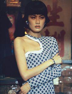 China girl : imprimés, transparences, lignes épurées... Un hymne à la Chine sensuelle