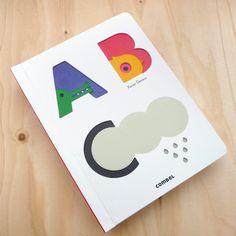 Abc book. Xavier Deneux. Combel editorial