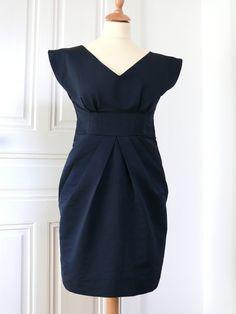 Perlanna dress (By Hand London + Ivanne Soufflet)