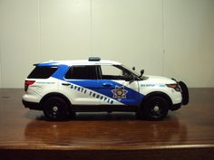 Arizona DPS DUI Enforcement Unit Old Police Cars, California Highway Patrol, Guilin, Ford Explorer, Diecast Models, Chevrolet Silverado, Law Enforcement, Scale Models, Arizona