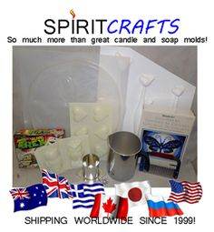 SpiritCrafts: all kinds of delightful craft supplies that have me dreaming up projects...