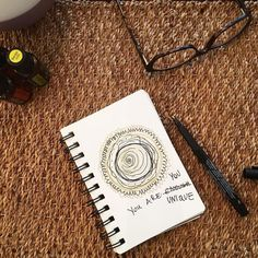 I have this handy little art journal where I draw #5minutemandala as my self- care practice to remind me to stop and be in a moment. Few days ago I drew this mandala and wrote 'you are enough' underneath. We all have seen and heard it before. You are enough. Or You are more than enough. Somehow I didn't feel it. Somehow when I looked at this statement it immediately brought a thought about comparison and judgement it was like a throwback to when I got a B at school and used to hear 'why not…