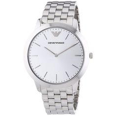 Armani Men's AR1745 Retro tone Watch