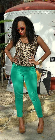 My Favourite 'lil' Spot / Nazirah Antigua