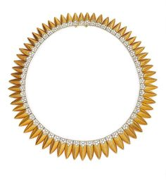 Gold & Diamond Necklace, Mauboussin - Kentshire