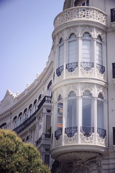 art nouveau / valencia