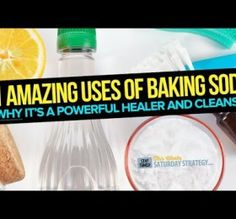 Find Out How Baking Soda Could Save Your Life.