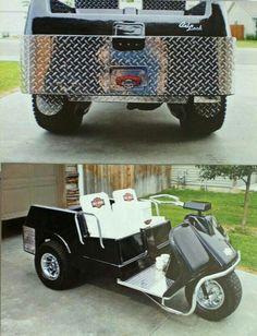Gas golf cart repair harley davidson gas golf cart mid for Golf cart motor repair