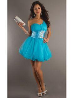 Sweet 16 Dresses short blue Sweet 16 Dresses