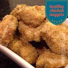 Yes! A kid tested, husband approved, and mom certified healthy chicken nuggets RECIPE!! Come INSIDE and let me know what you think!