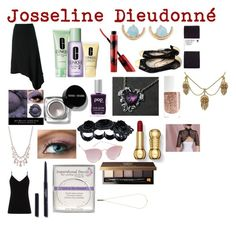 """""""Josseline Dieudonne"""" by thepinkandpurplerainbow ❤ liked on Polyvore featuring Marni, Clinique, Elizabeth Arden, WWAKE, Chanel, H&M, Bobbi Brown Cosmetics, Pop Beauty, Givenchy and Dsquared2"""