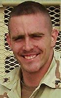 Army SGT Ryan M. Campbell, 25, of Kirksville, Missouri. Died April 29, 2004, serving during Operation Iraqi Freedom. Assigned to 4th Battalion, 27th Field Artillery Regiment, 1st Armored Division, Baumholder, Germany. Died of injuries sustained when a vehicle-borne improvised explosive device detonated near his position  while he was engaged in a dismounted IED sweep in Baghdad, Iraq.