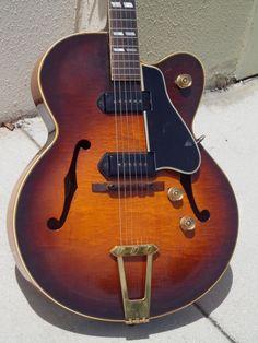 1951 GIBSON ES-350 Jazz Guitar