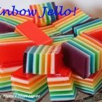 Rainbow Jello Recipe & Instructions As a kid, I loved it when we had this at family gatherings!!!
