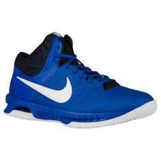 2e161ad95fd4 Nike Air Visi Pro VI - Men s - Basketball - Shoes - Game Royal Black Photo  Blue White-sku 49167400