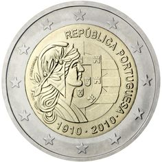 Detailed images and information about coin series Commemorative 2 euro coins. Visit the best collector and commemorative coin website: The Collector Coin Database. Piece Euro, Portugal Euro, Timbre Collection, Money Notes, World Aids Day, Euro Coins, Commemorative Coins, Interesting Information, World Coins