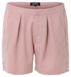 Shorts in Misty Rose.  #PrettyinPastels #SummerFashion #mbyM #DanishDesign