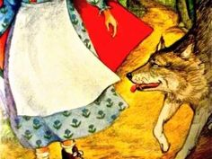 Little Red Riding Hood Fairy Tale Bedtime Story video on You Tube